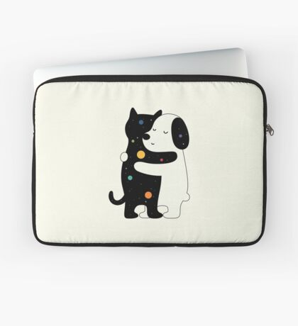 Universal Language Laptop Sleeve