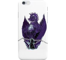Seymour and his mother iPhone Case/Skin