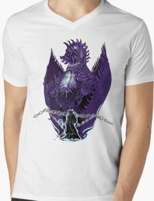 Seymour and his mother Mens V-Neck T-Shirt