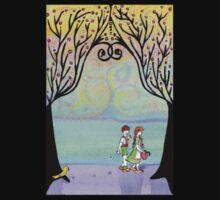 Hansel and Gretel Kids Tee