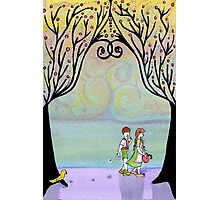 Hansel and Gretel Photographic Print