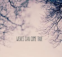 Wishes Can Come True  by Nicola  Pearson