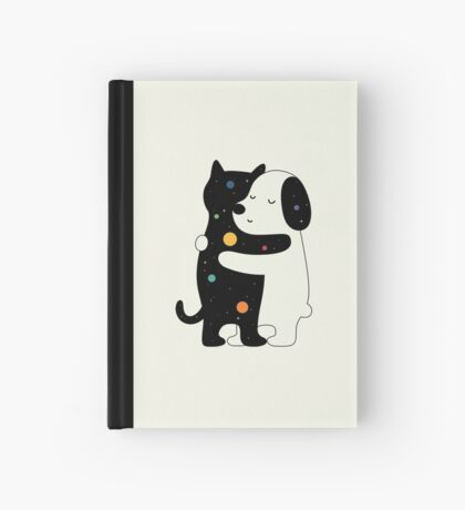 Universal Language Hardcover Journal