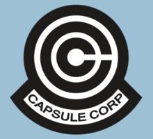 The Capsule Corporation logo by daveit