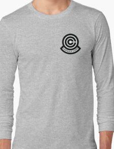 The Capsule Corporation logo Long Sleeve T-Shirt