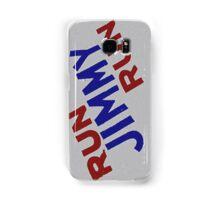 Run Jimmy Run Samsung Galaxy Case/Skin
