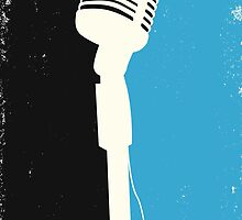 Retro Microphone by Styl0