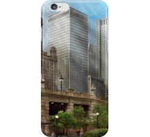City - Chicago IL - Continuing a Legacy iPhone Case/Skin