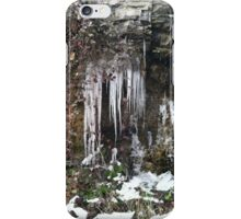 Giant Icicles iPhone Case/Skin