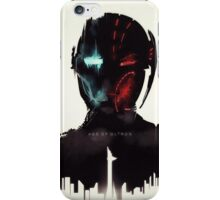 Ultron Evolution iPhone Case/Skin