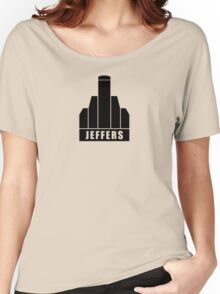 Jeffers Corporation Women's Relaxed Fit T-Shirt