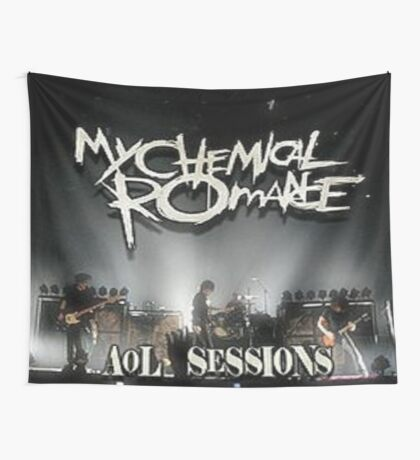 AOL Sessions Flag Wall Tapestry