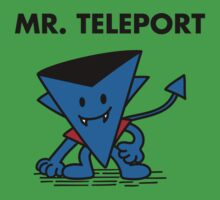 Mr. Teleport Kids Clothes