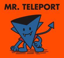 Mr. Teleport Kids Tee