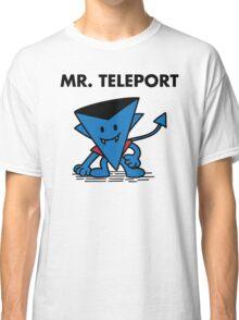Mr. Teleport Classic T-Shirt
