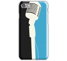 Retro Microphone iPhone Case/Skin