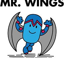 Mr. Wings by irkedorc