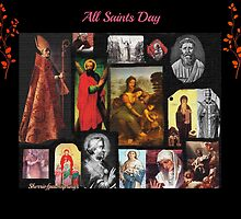 All Saints Day by Sherri     Nicholas