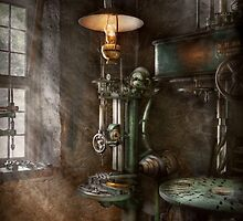 Machinist - Where inventions are born by Mike  Savad