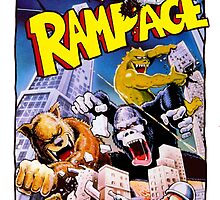 Rampage by gmanquik