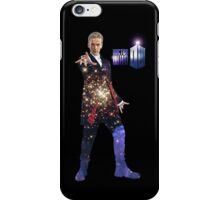 Galactic Peter Capaldi iPhone Case/Skin