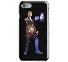 Galactic Peter Capaldi iPhone Case/Skin