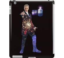 Galactic Peter Capaldi iPad Case/Skin