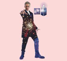 Galactic Peter Capaldi Baby Tee