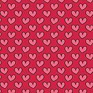 Simple Heart Pattern by SaradaBoru