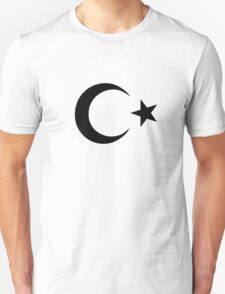 Crescent and Star T-Shirt