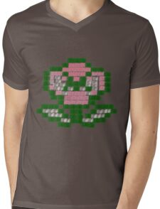 Plant! Mens V-Neck T-Shirt