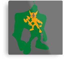 Clank, Ratchet and Quark Metal Print