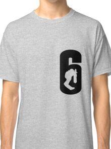 Rainbow Six Siege Chicken Leg Blitz Big 6 Classic T-Shirt