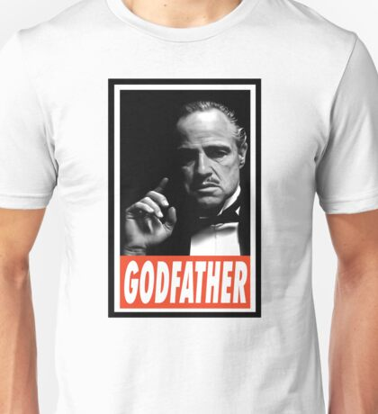 -MOVIES- The Godfather Unisex T-Shirt