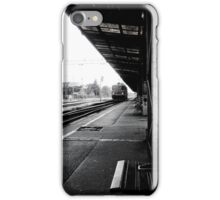 Train in the Station iPhone Case/Skin
