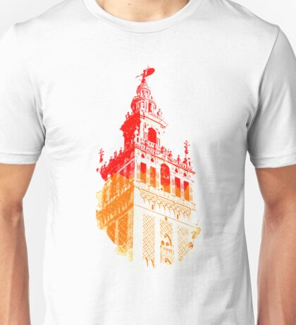 Seville the Giralda - Clothing Unisex T-Shirt