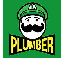 Plumber 2 Photographic Print