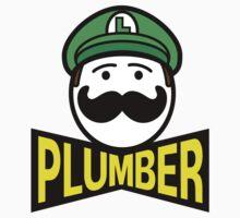 Plumber 2 Kids Tee