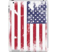Flag of the United States of America iPad Case/Skin
