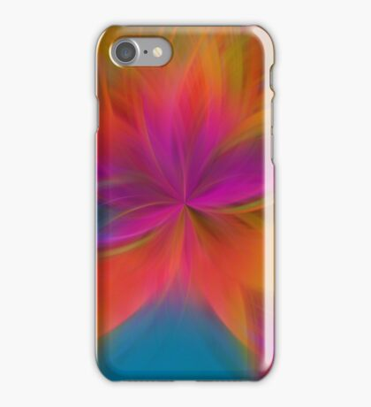Gorgeous burst of colors iPhone Case/Skin