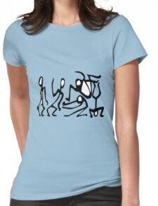People Womens Fitted T-Shirt