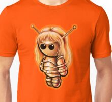 SPACE GIANTS GOLDAR Pooterbelly DIECUT Unisex T-Shirt