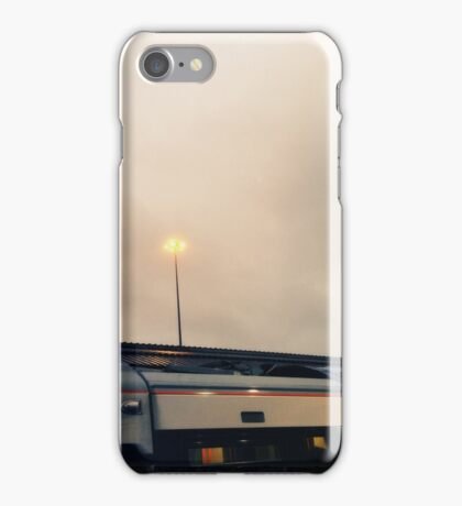 Train Stop iPhone Case/Skin