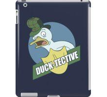 Duck-Tective iPad Case/Skin