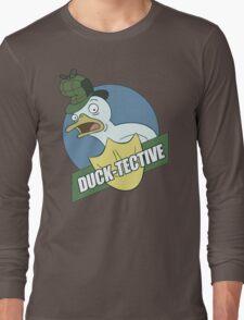 Duck-Tective Long Sleeve T-Shirt