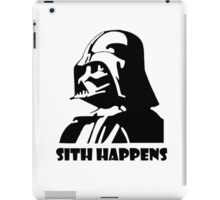 Sith Happens to Vader iPad Case/Skin