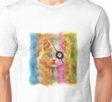 Captain Pawesome Unisex T-Shirt