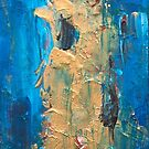 |Gold & Blue by Anivad - Davina Nicholas