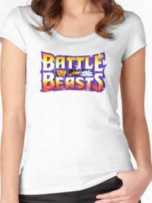 Battle Beasts Women's Fitted Scoop T-Shirt