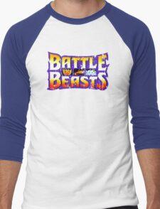 Battle Beasts Men's Baseball ¾ T-Shirt